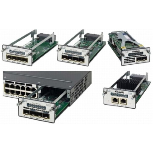 Cisco C3KX-NM-10GT Cisco Network Modules
