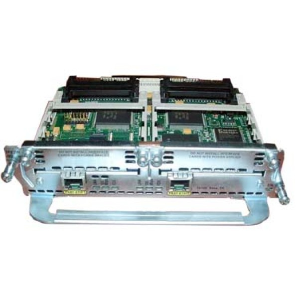 Cisco NM-2FE2W-V2 Cisco Network Modules