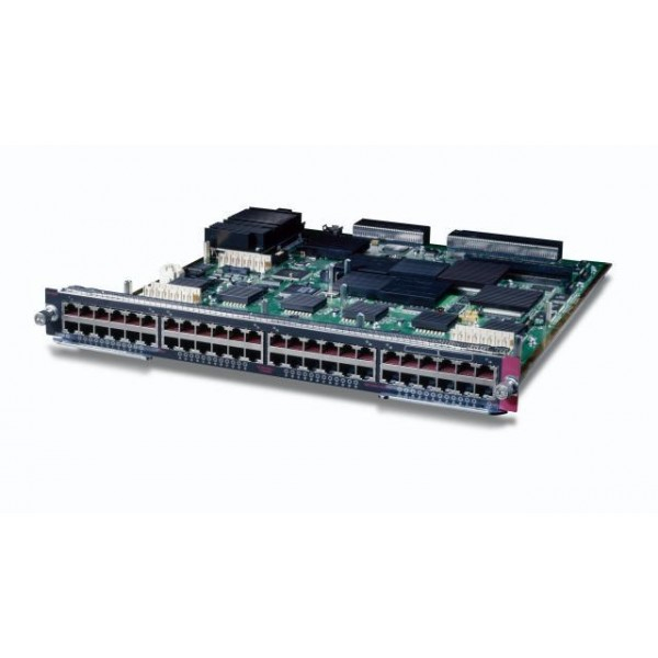 Cisco WS-X6148-RJ-45 Cisco Line Cards