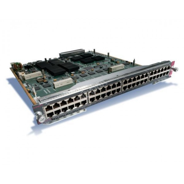 Cisco WS-X6148-GE-TX Cisco Line Cards