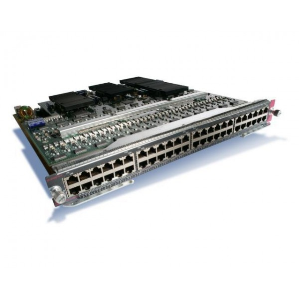 Cisco WS-X6148X2-45AF Cisco Line Cards