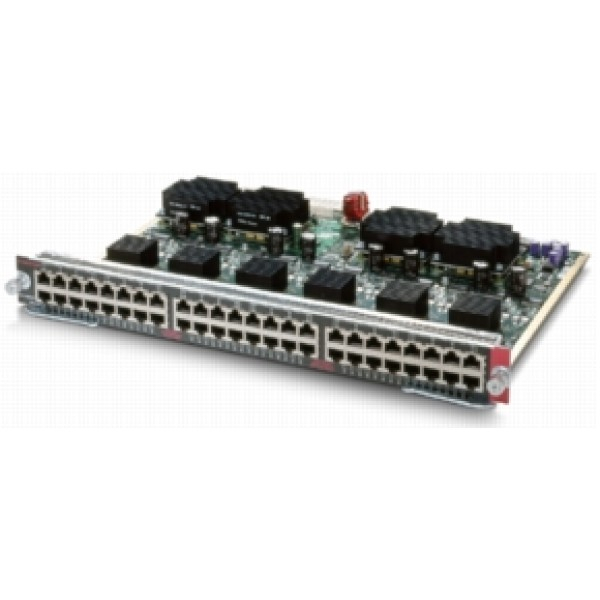 Cisco WS-X4548-RJ45V+ Cisco Line Cards