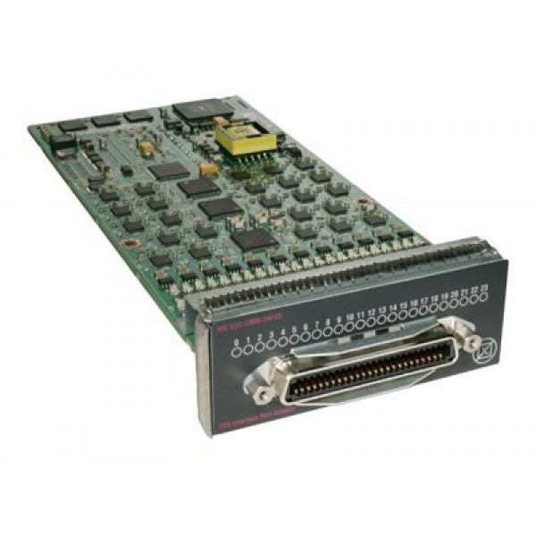 Cisco WS-SVC-CMM-24FXS Cisco Line Cards