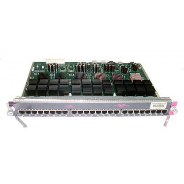 Cisco WS-X4424-GB-RJ45 Cisco Line Cards