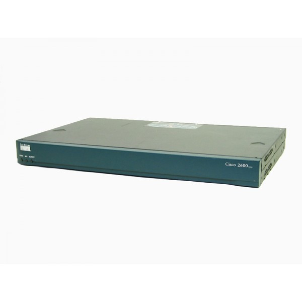 Cisco CISCO2611-RPS Cisco 2600 Series