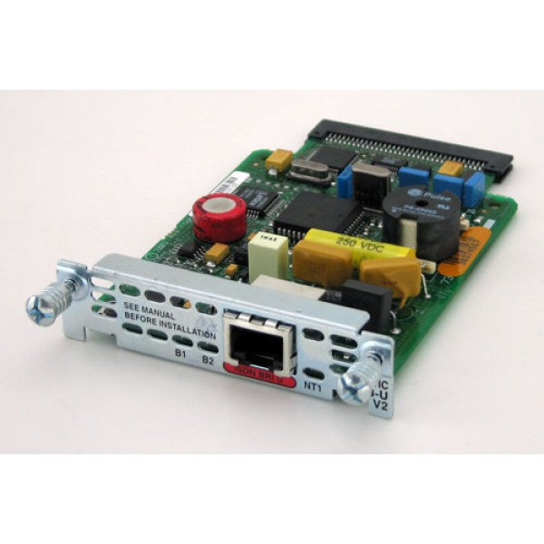 Cisco WIC-1B-U-V2 Cisco Wan Interface Cards