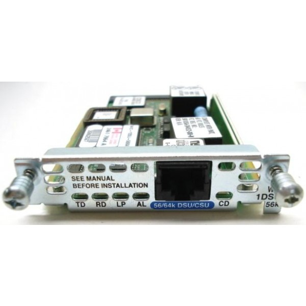 Cisco WIC-1DSU-56K4 Cisco Wan Interface Cards