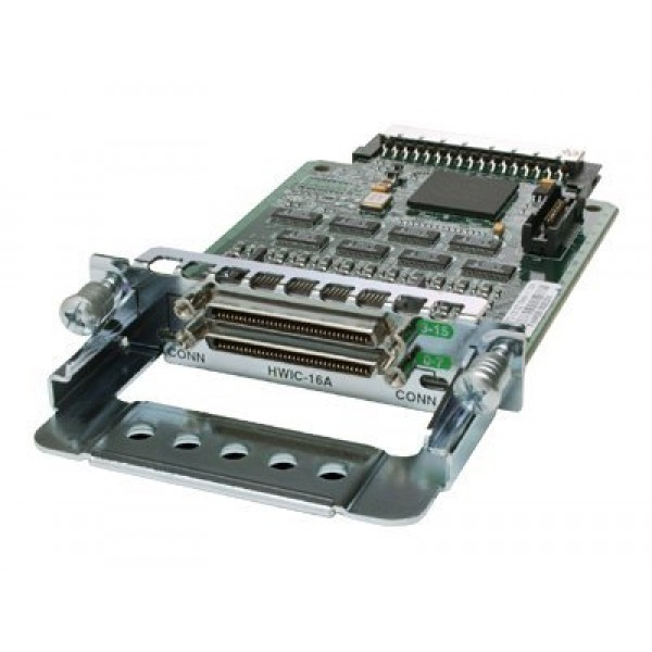 HWIC-16A Cisco High-Speed Wan Interface Cards HWIC-16A