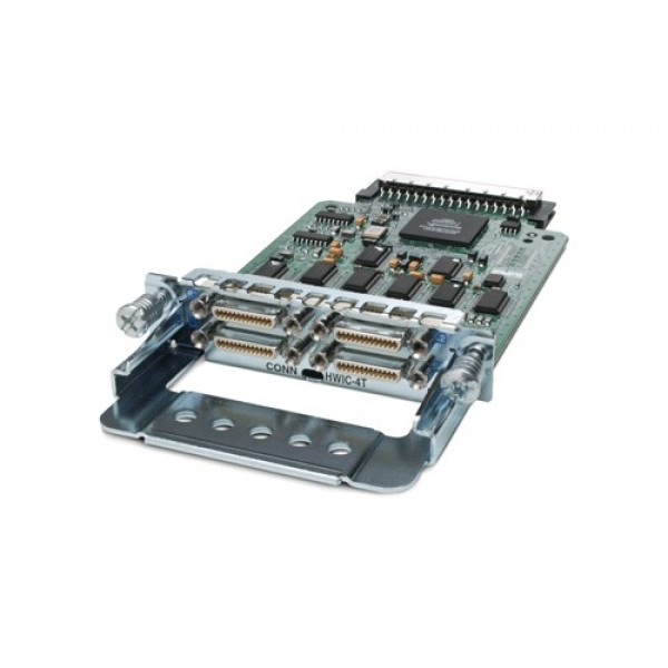 Cisco HWIC-4T Cisco High-Speed Wan Interface Cards