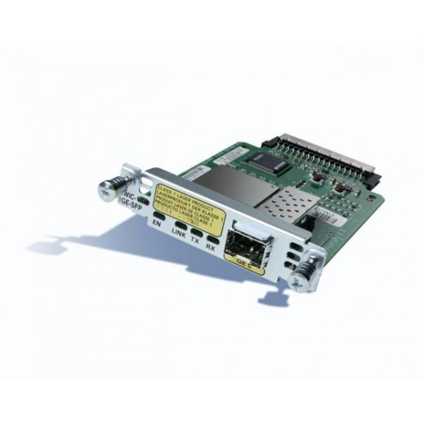 Cisco HWIC-1GE-SFP Cisco High-Speed Wan Interface Cards