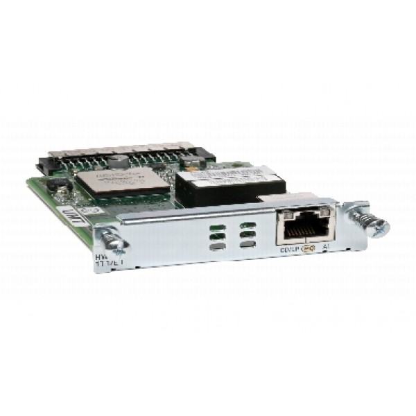Cisco HWIC-1T1/E1 Cisco High-Speed Wan Interface Cards