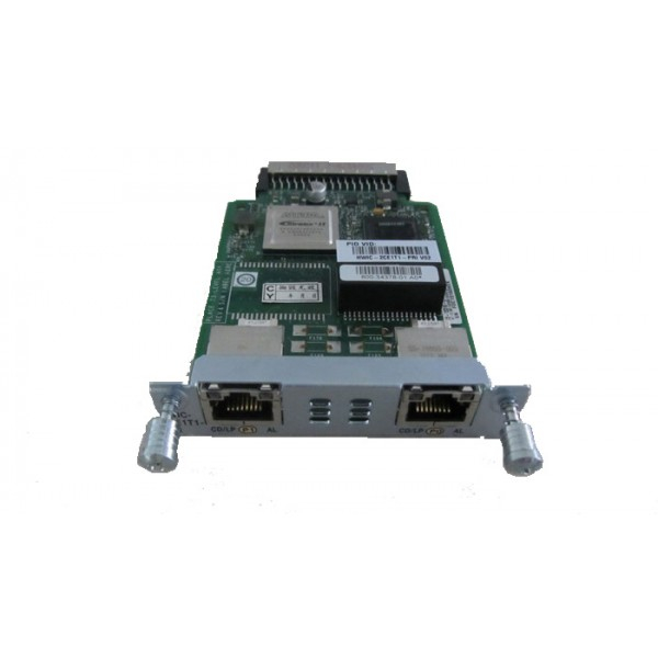 HWIC-2CE1T1-PRI Cisco High-Speed Wan Interface Cards HWIC-2CE1T1-PRI
