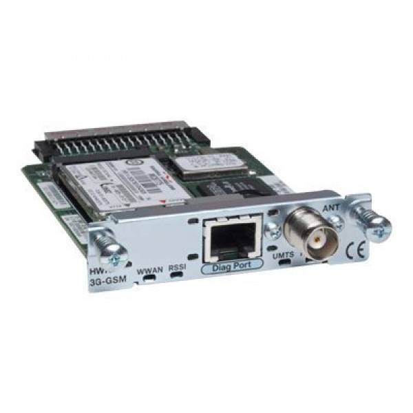 Cisco HWIC-3G-GSM Cisco High-Speed Wan Interface Cards