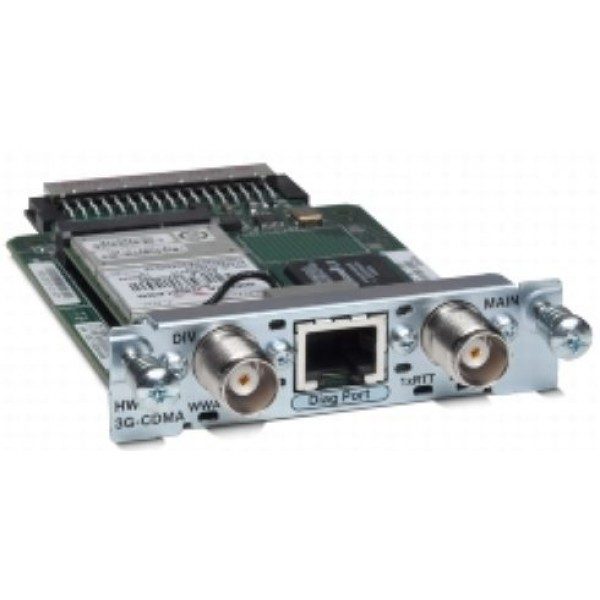 Cisco HWIC-3G-CDMA-V Cisco High-Speed Wan Interface Cards