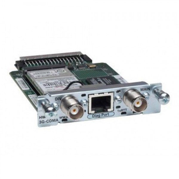Cisco HWIC-3G-CDMA-S Cisco High-Speed Wan Interface Cards