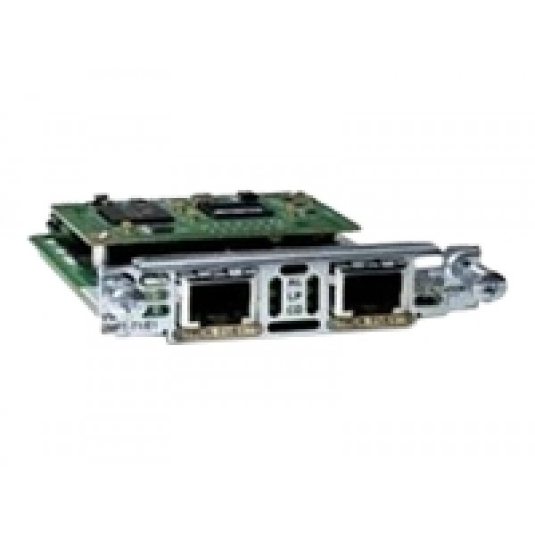 Cisco VWIC2-2MFT-T1/E1 WAN Interface Cards
