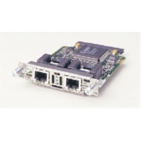Cisco VWIC-2MFT-E1-DI WAN Interface Cards