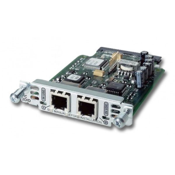 VIC3-2FXS/DID Cisco Voice Interface Cards VIC3-2FXS/DID