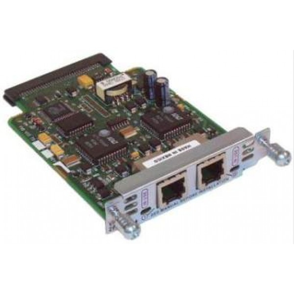 Cisco VIC-2FXS Cisco Voice Interface Cards