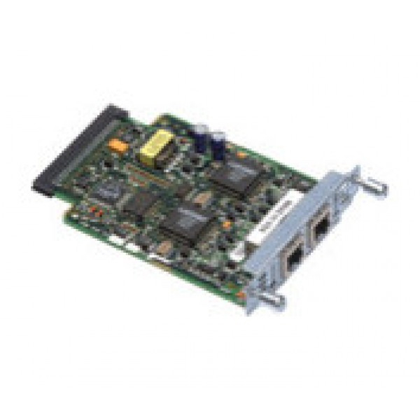 Cisco VIC2-2BRI-NT/TE Cisco Voice Interface Cards