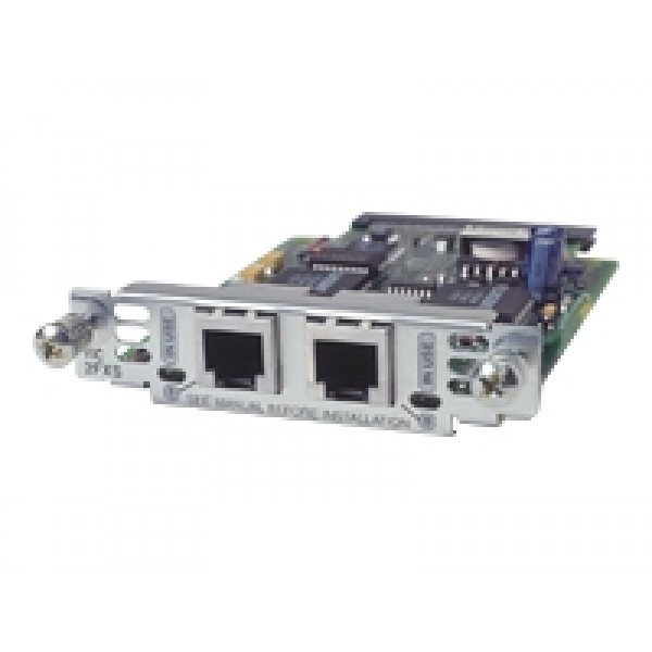 Cisco VIC2-2E/M Cisco Voice Interface Cards