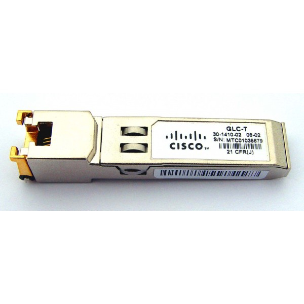 Cisco GLC-T Cisco SFPs