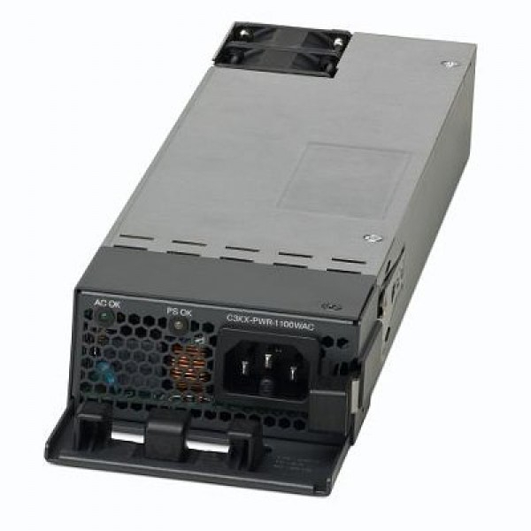 Cisco C3KX-PWR-1100WAC Cisco Power Supplies