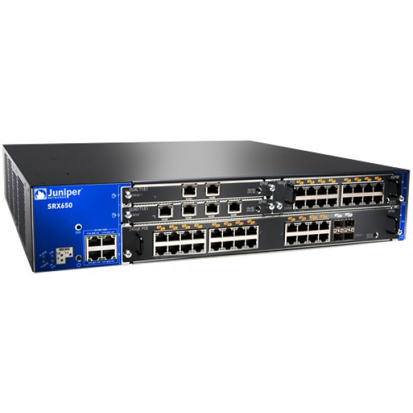 Juniper SRX650-BASE-SRE6-645DP Juniper SRX Series