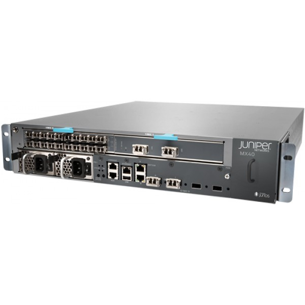 Juniper MX40-T-AC Juniper MX Series
