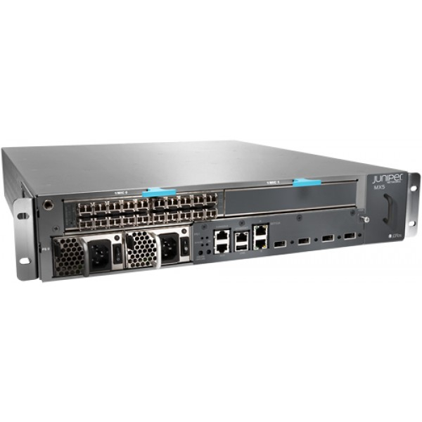 MX5-T-AC Juniper MX Series MX5-T-AC