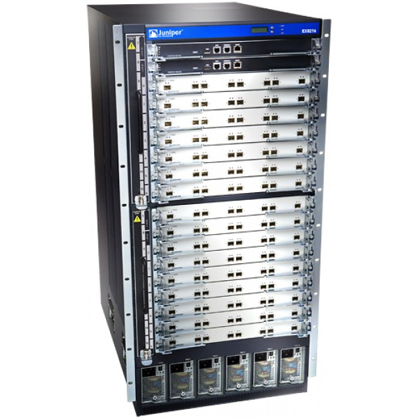 Juniper EX8216-BASE-AC Juniper EX8200 Series