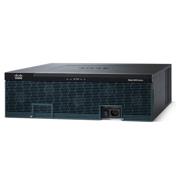 Cisco CISCO3945E-SEC/K9 Cisco 3900 Series Security Bundles