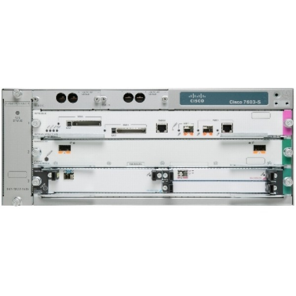 Cisco CISCO7603-S Cisco 7600 Series