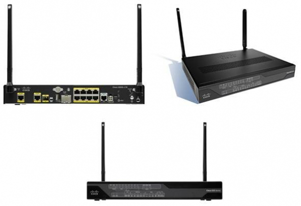 Cisco C897VAMG-LTE-GA-K9