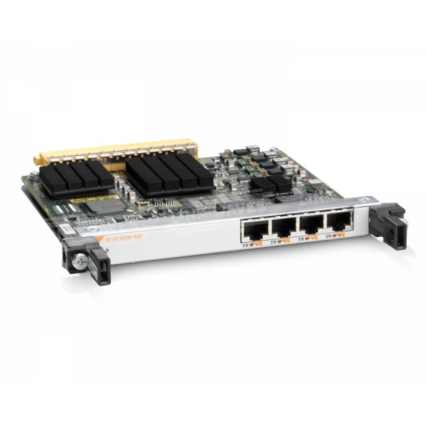 Cisco SPA-4X1FE-TX-V2 Cisco Shared Port Adaptors