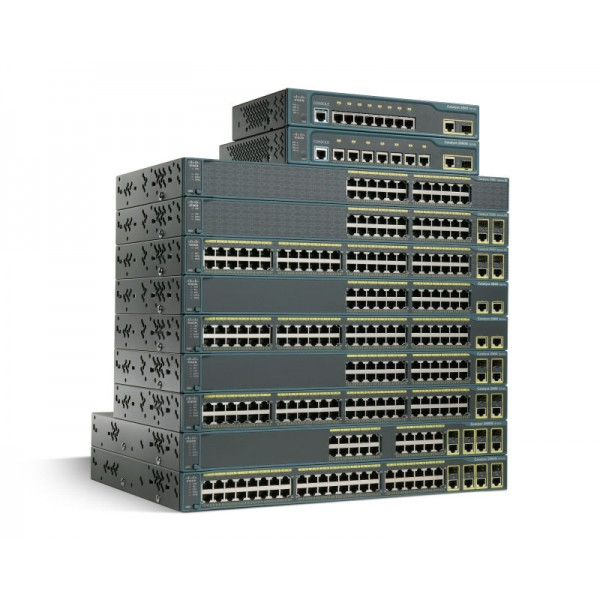 Cisco WS-C2960S-48LPS-L Catalyst 2960 Series