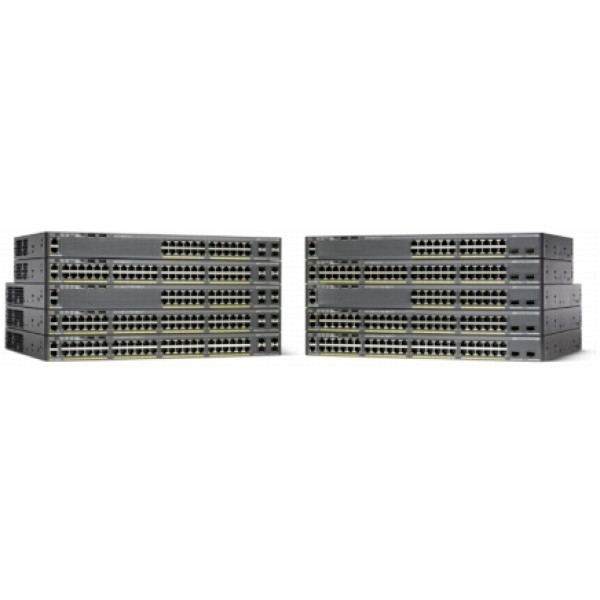 Cisco WS-C2960X-24PD-L Catalyst 2960-X Series