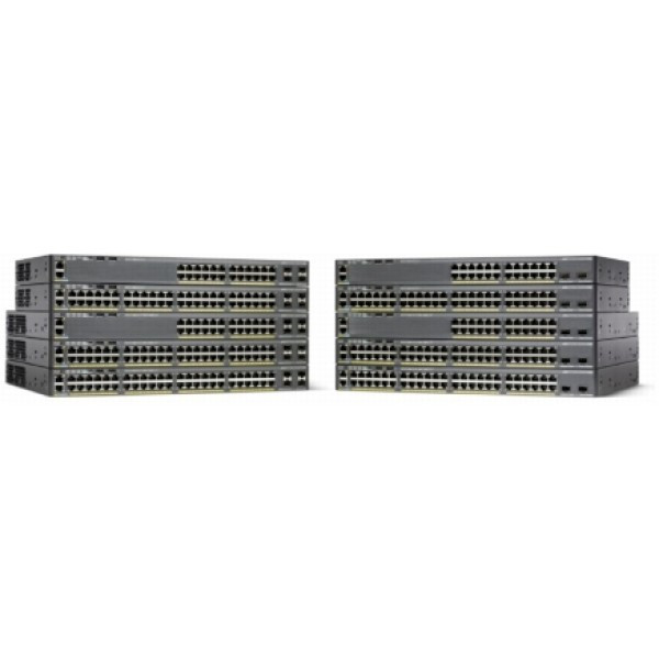 Cisco WS-C2960X-48FPD-L Catalyst 2960-X Series