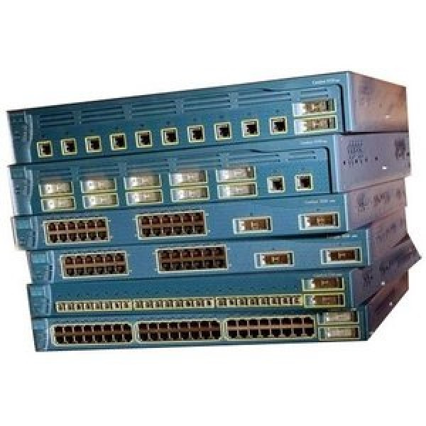 Cisco WS-C3560V2-48TS-E Catalyst 3560 Series