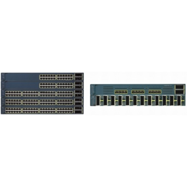 Cisco WS-C3560E-48PD-EF Catalyst 3560 Series