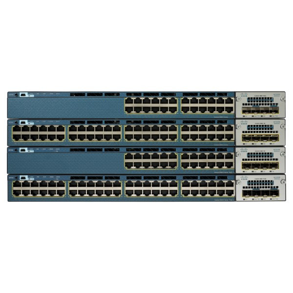 Cisco WS-C3560X-48PF-E Catalyst 3560-X Series