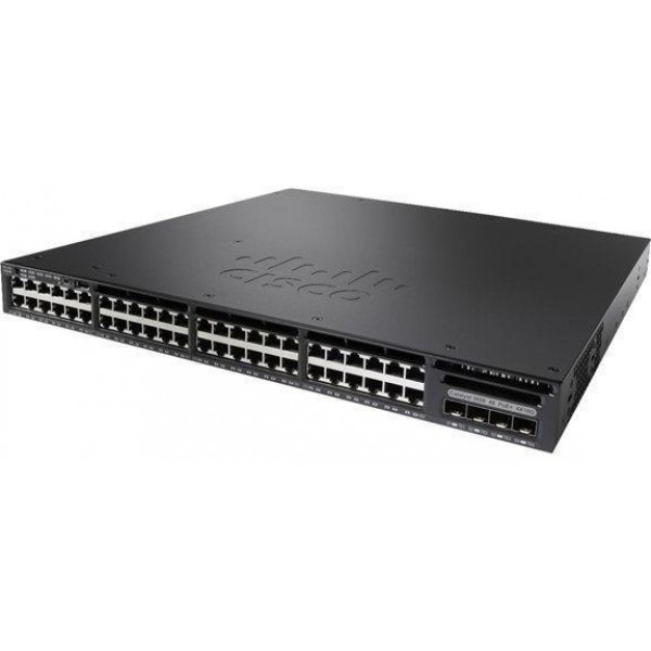 Cisco WS-C3650-48PS-E Catalyst 3650 Series