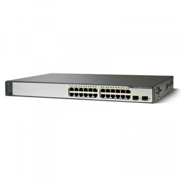 Cisco WS-C3750V2-24TS-S Catalyst 3750 Series
