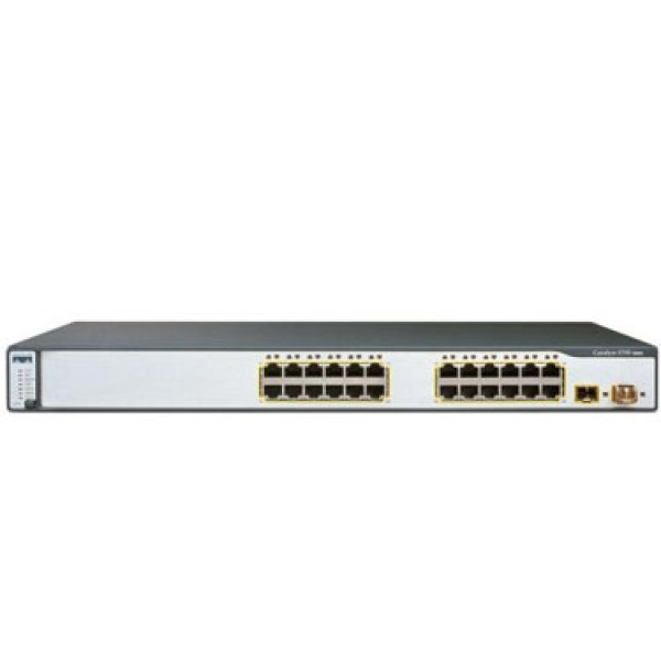 Cisco WS-C3750-24TS-E Catalyst 3750 Series