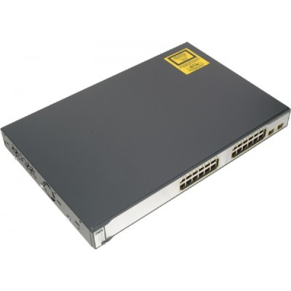 Cisco WS-C3750-24PS-E Catalyst 3750 Series