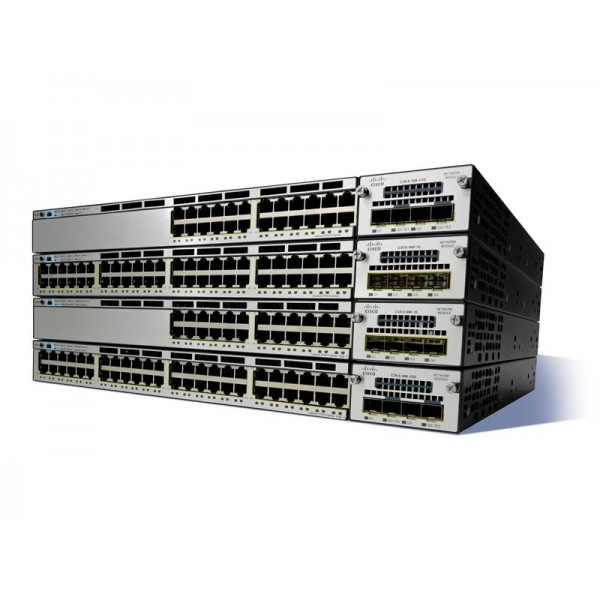 Cisco WS-C3750X-48PF-E Catalyst 3750-X Series