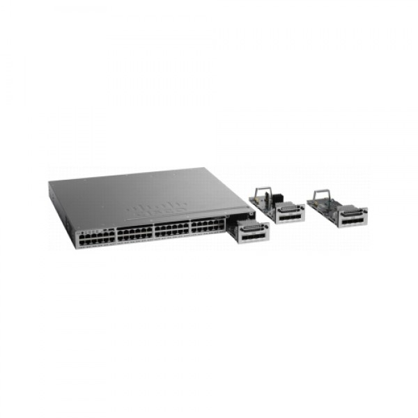 Cisco WS-C3850-48P-L Featured Products