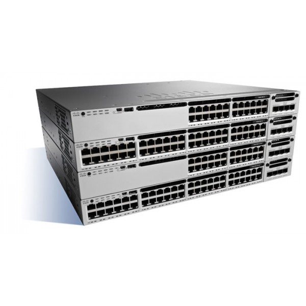 Cisco WS-C3850-48T-E Catalyst 3850 Series