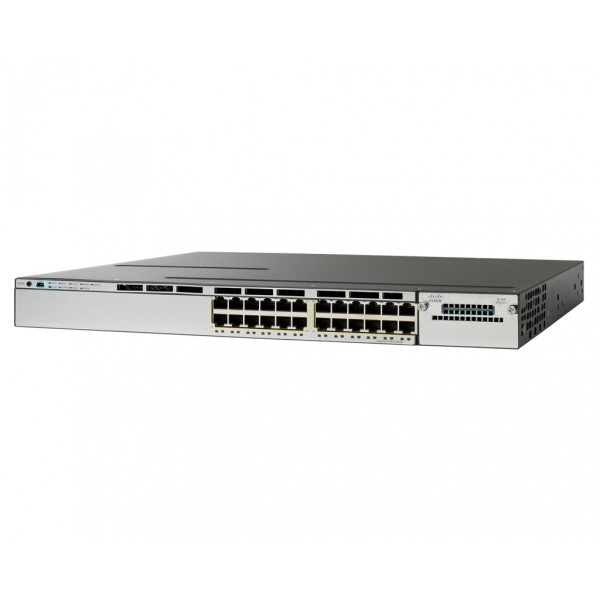Cisco WS-C3850-24P-E Catalyst 3850 Series