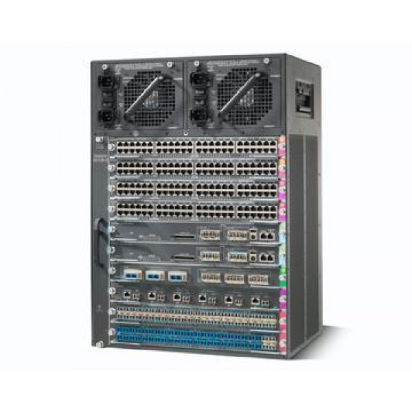 Cisco WS-C4510R Catalyst 4500 Series